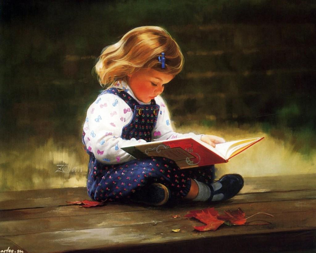 читаем сказки