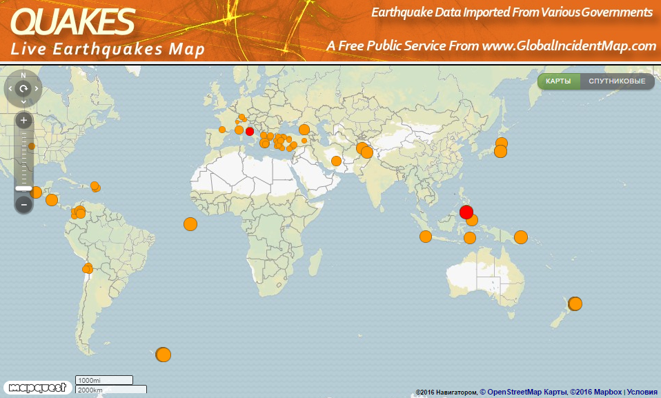 Live_Earthquakes_Map